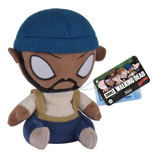 Walking Dead Tyreese Mopeez Plush