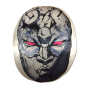JoJo's Bizarre Adventure Stone Mask 14-Inch Plush Pillow