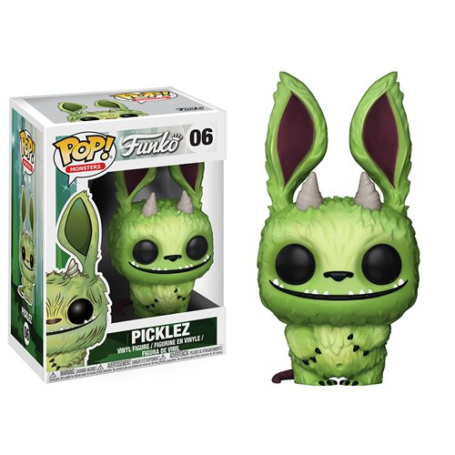 Wetmore Forest Picklez Pop! Vinyl Figure