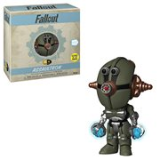 Fallout Assaultron 5 Star Vinyl Figure