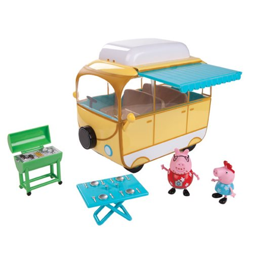 Peppa Pig Family Campervan Playset