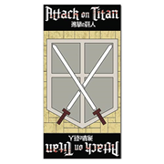 Attack on Titan Cadet Corp Towel