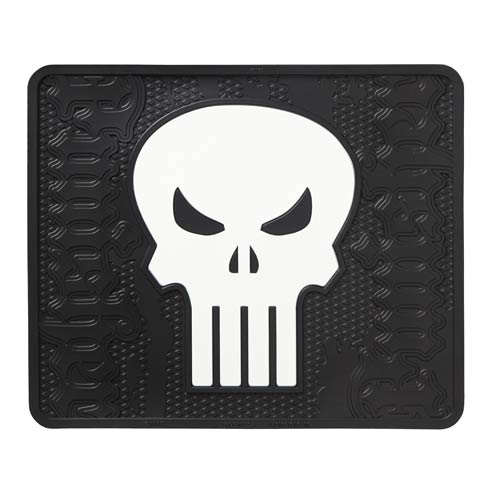 Punisher Rubber Utility Mat