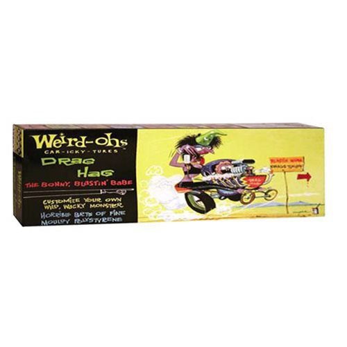Weird-Ohs Drag Hag Model Kit