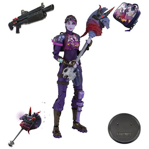 Fortnite Series 1 Dark Bomber 7-Inch Deluxe Action Figure