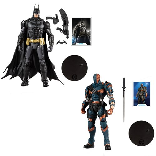 DC Gaming Wave 2 7-Inch Action Figure Set