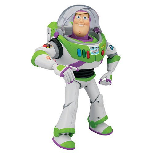 Toy Story Talking Buzz Lightyear 12-Inch Action Figure