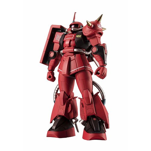 Mobile Suit Gundam MS-06R-2 Zaku II High Mobility Type Johnny Ridden's ver. A.N.I.M.E. Robot Spirits Action Figure