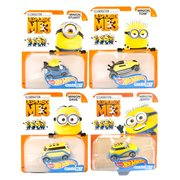Hot Wheels Ent. Wv. 4 Despicable Me Minions Vehicle Case