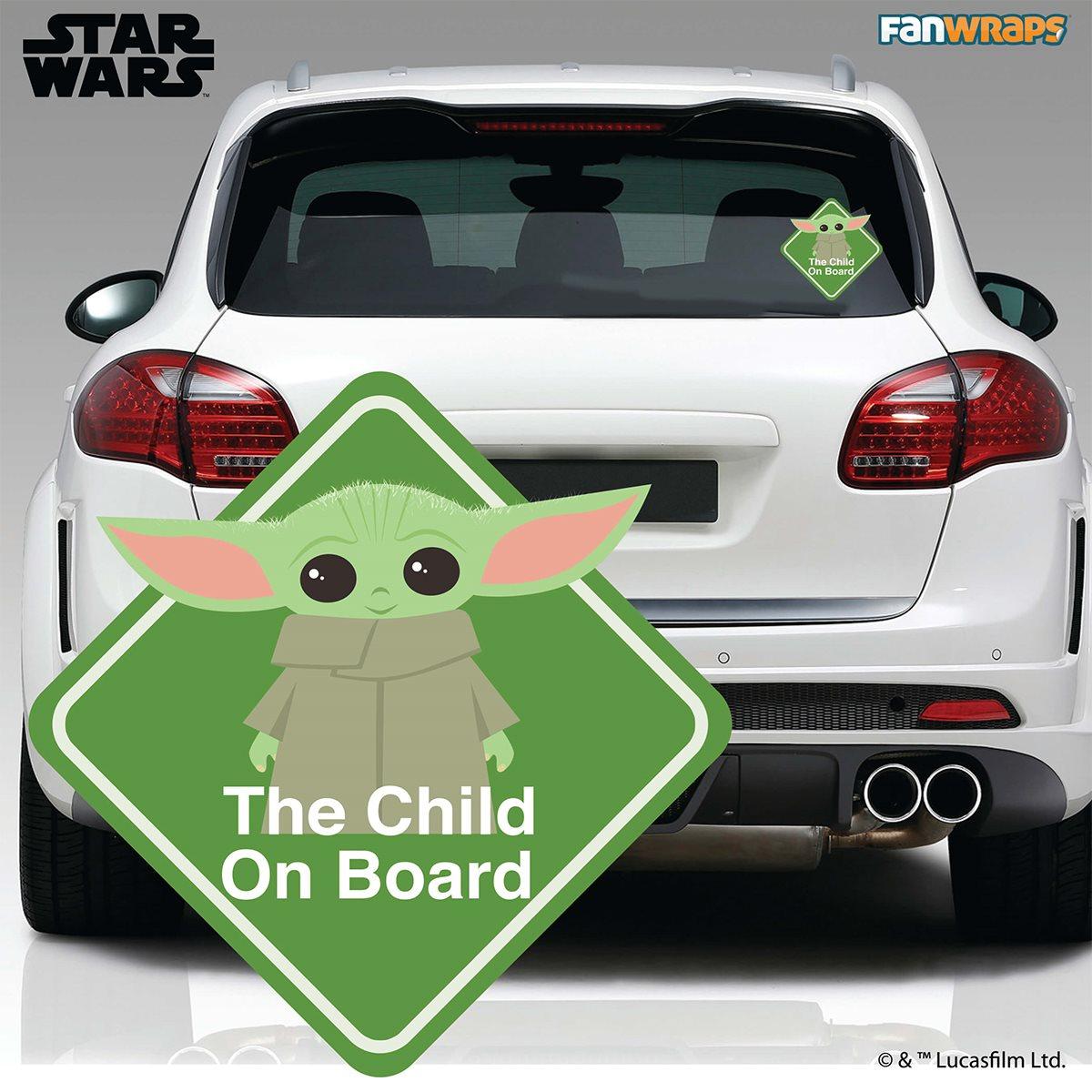 Mulan Disney Princess On Board Car Sign Baby On Board Car Sign