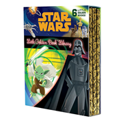 Star Wars Little Golden Books Library Boxed Set