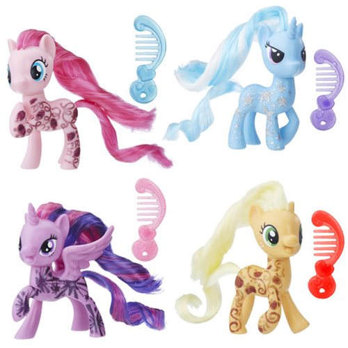 My Little Pony Friends Mini-Figures Wave 8 Set