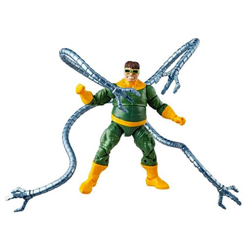 Amazing Spider-Man Marvel Legends Series 6-inch Doc Ock Action Figure, Not Mint