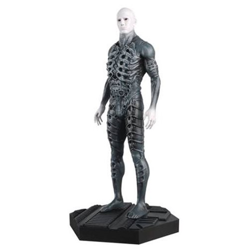 Alien Prometheus Engineer Figure with Collector Magazine #14