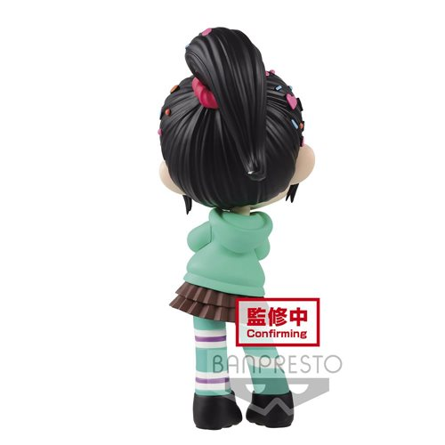 Wreck-It Ralph Vanellope Ver. A Q Posket Statue