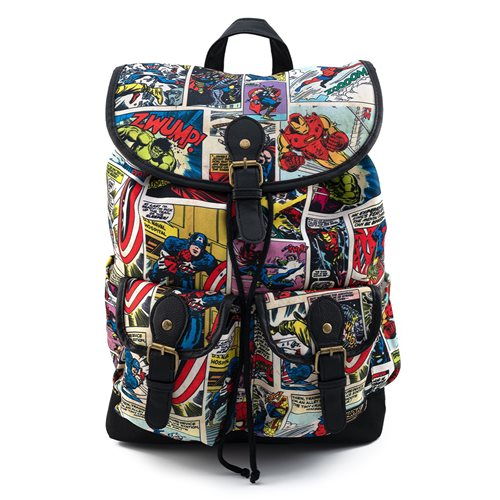 Marvel Comics Slouch Backpack