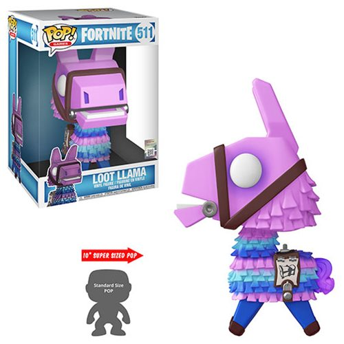 Fortnite Loot Llama 10-Inch Pop! Vinyl Figure