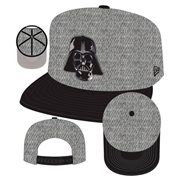 Star Wars Darth Vader Mask Heather Action Snapback Hat