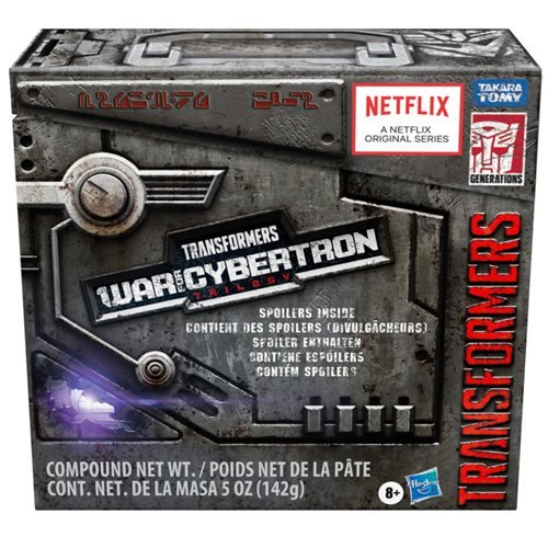 Transformers Generations War for Cybertron Trilogy Leader Nemesis Prime Spoiler Pack - Exclusive