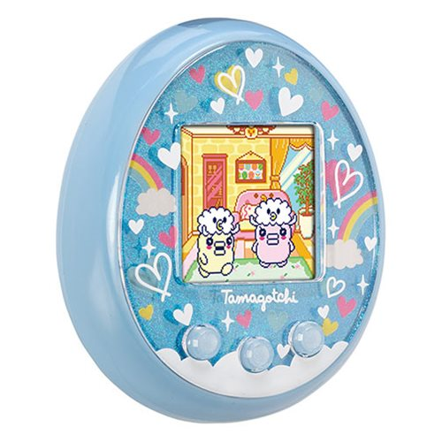 Tamagotchi On Marchen Blue Electronic Game