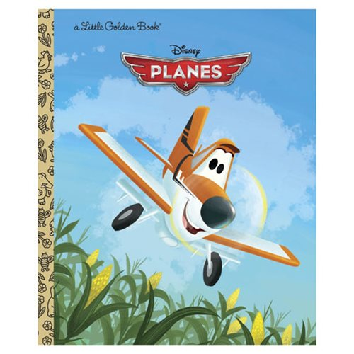 Disney Planes Little Golden Book