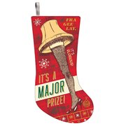 A Christmas Story Leg Lamp 19-Inch Stocking