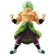 Dragon Ball Super Saiyan Broly Full Power Styling Mini-Figure, Not Mint