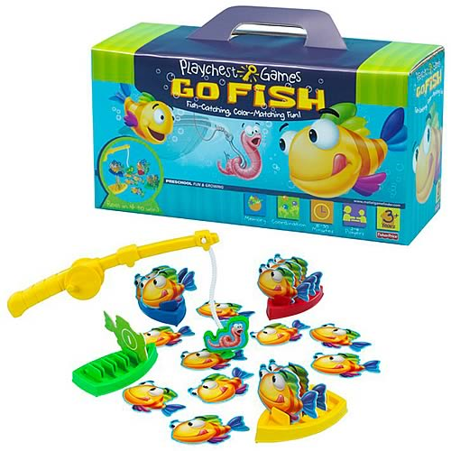 Playchest Games Go Fish