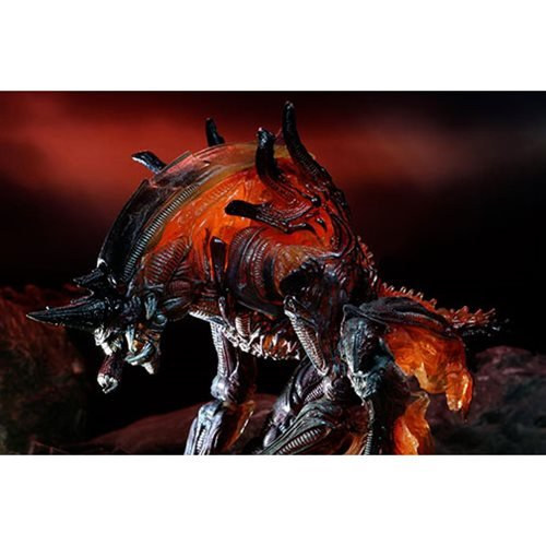 Aliens Ultimate Rhino Alien Kenner Tribute 7-Inch Scale Action Figure