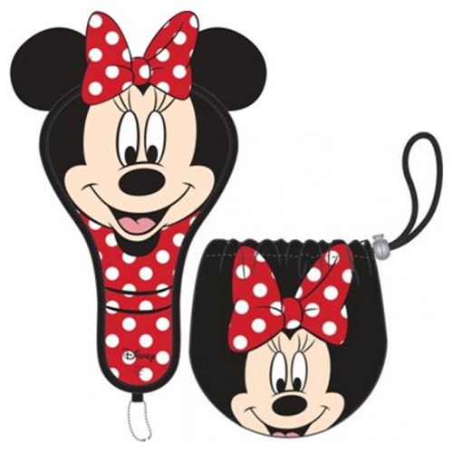 Minnie Mouse Fan Buddy Key Chain