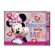 Minnie MouseFabulous Me Deluxe Autograph Book with Pen