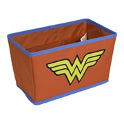 Wonder Woman Logo Storage Tub