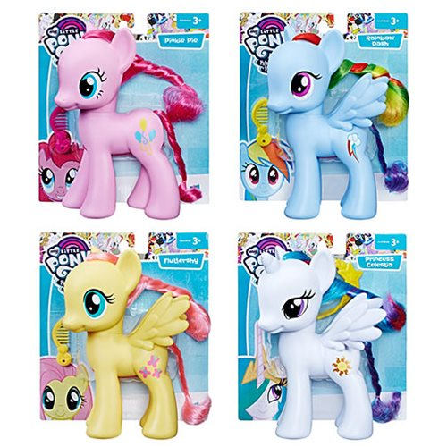 My Little Pony Friendship Is Magic Basic 8-Inch Wave 8 Case