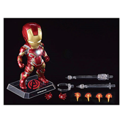 Avengers: Age of Ultron Iron Man Mark 43 Egg Attack Action Figure