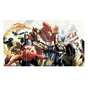 Marvel Alex Ross Peel and Stick Wall Mural