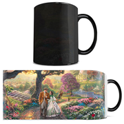 Gone with the Wind Thomas Kinkade Morphing Mug