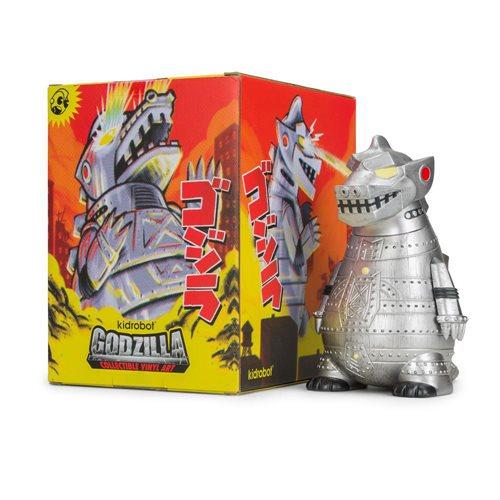 Godzilla Mechagodzilla Battle Ready 8-Inch Vinyl Figure