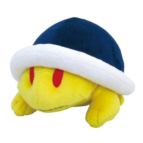 Super Mario Bros. Buzzy Beetle 4-Inch Plush