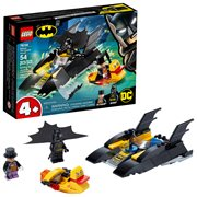 LEGO 76158 DC Comics Super Heroes Batboat The Penguin Pursuit!