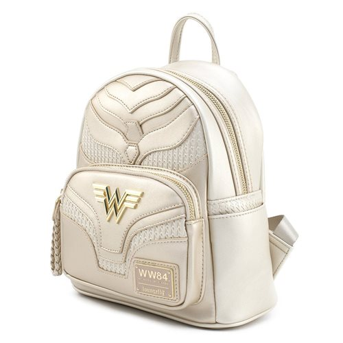 DC Wonder Woman 1984 Gold Mini-Backpack