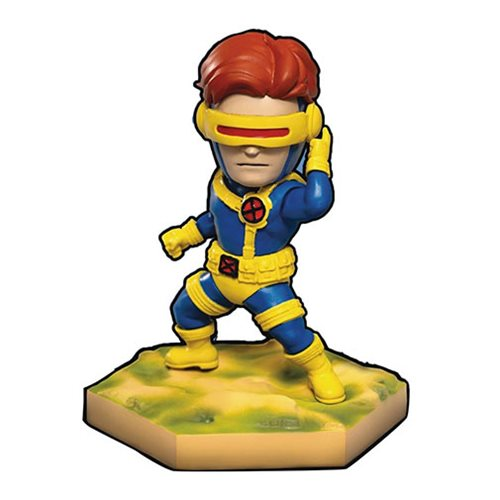 Marvel X-Men Cyclops Mini Egg Attack-009 Figure - Previews Exclusive