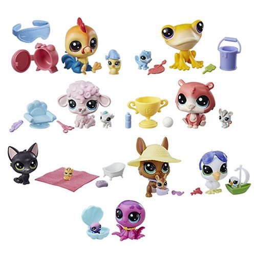 Littlest Pet Shop Pairs Wave 4 Case