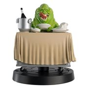 Ghostbusters Slimer Figurine with Collector Magazine