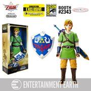 The Legend of Zelda: Skyward Sword Link Variant 20-Inch Premium Action Figure - Convention Exclusive