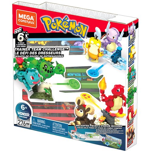 Pokemon Mega Construx Ultimate Team Up