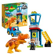 LEGO DUPLO Jurassic World 10880 T. rex Tower