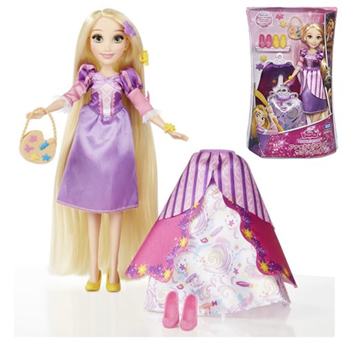 Disney Princess Layer N Style Rapunzel Doll, Not Mint