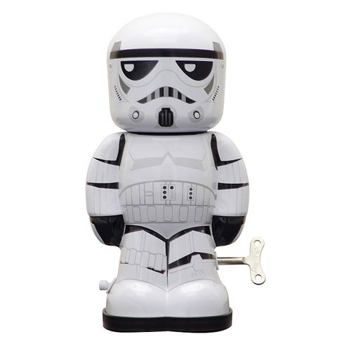Star Wars Stormtrooper 7 1/2-Inch Windup Bebot