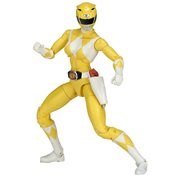Mighty Morphin Power Rangers Legacy Yellow Ranger Action Figure