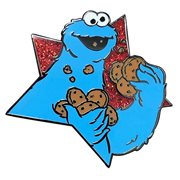 Sesame Street Cookie Monster Star Collection Enamel Pin